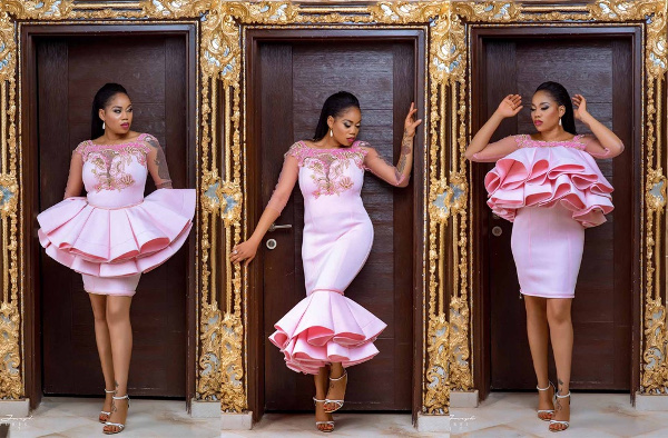 Toyin Lawani's Elegante by Tiannah Styling presents The Transformer Collection LoveWeddingsNG 9