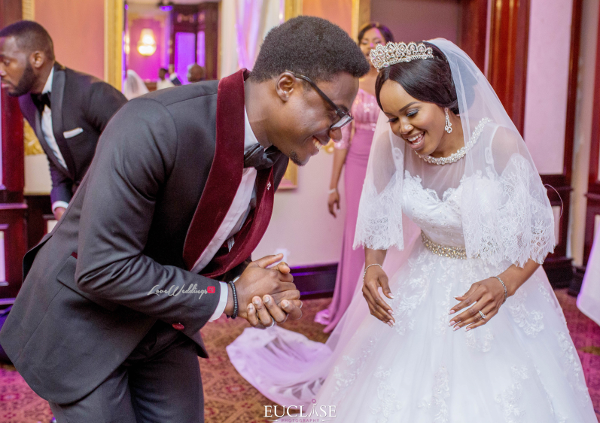 Osy & Michael's Nigerian Wedding in New York