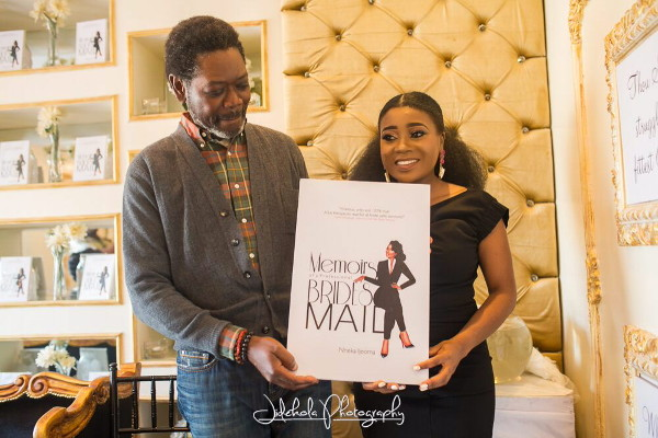 Nneka Ijeoma launches 'Memoirs of A Professional Bridesmaid'