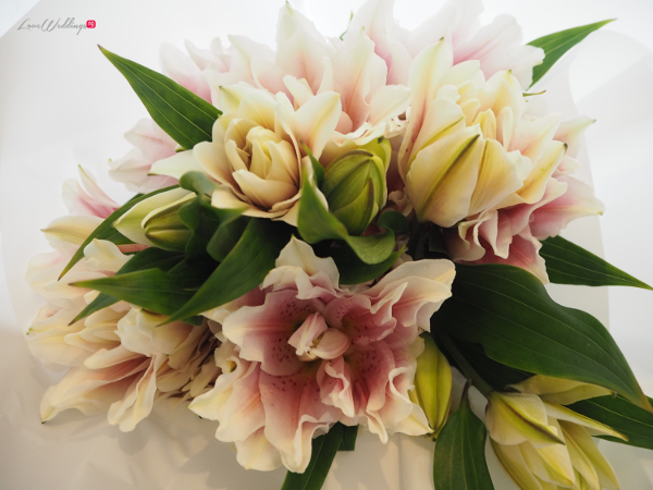 Review: The Lovely Luxury Bouquet we got from Prestige Flowers UK