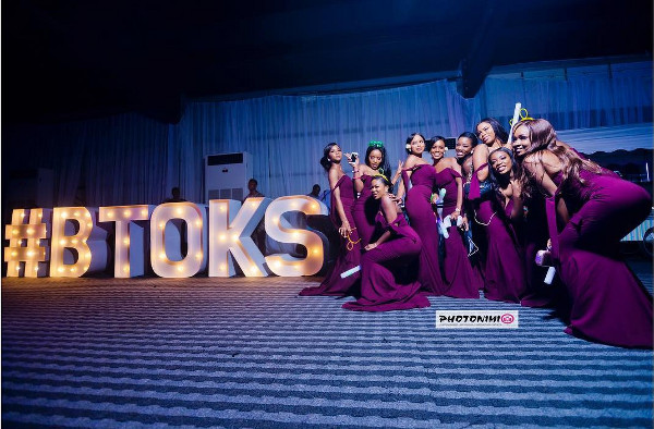 Why Giant Letters are great for your Nigerian Wedding