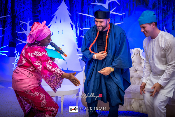 5 unique roles you'll find at a Nigerian/African traditional wedding