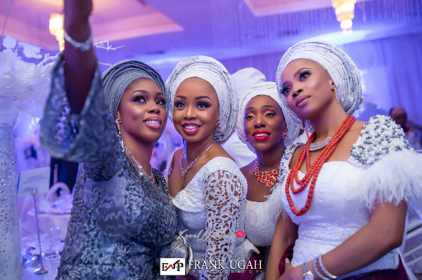 Toke Makinwa's sister, Busayo Makinwa weds Stian Fossengen | The Wedding Guest Edition