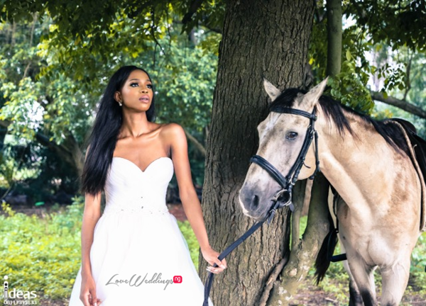 Elizabeth And Lace presents an Outdoor Themed Equestrian Bridal Shoot