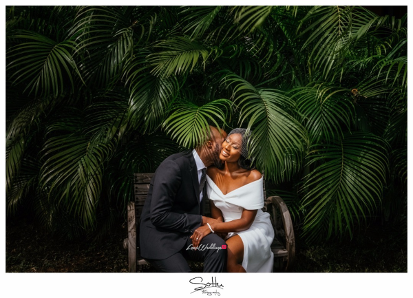 See 2706 Events' couple #FunmiandMo's Lovely PreWedding Shoot