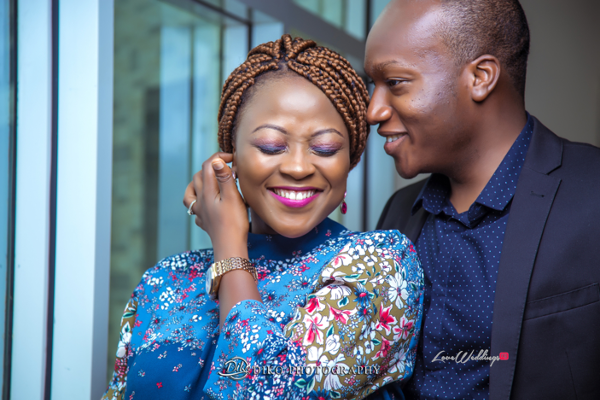 Mayowa and Damilola's cute election love story   Diko Photography