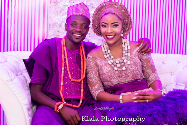 Super Eagles player, Ahmed Musa weds Juliet Ejue | Klala Photography
