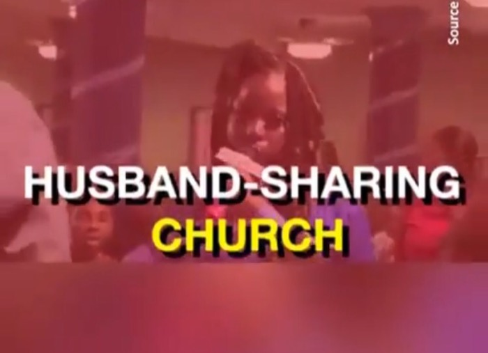 Nigerian Pastor Tells Members To Choose Husbands And Wives They Like In Church.