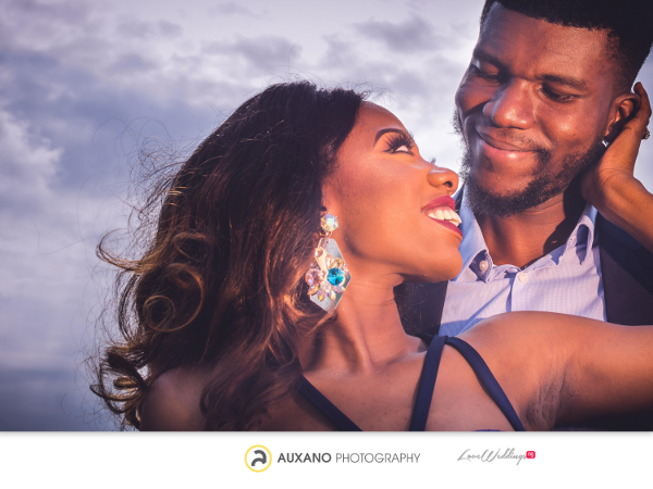Laju & Kayode's Surprise PreWedding Shoot, courtesy of Auxano Photography & LoveWeddingsNG | #LWNGLoveStories