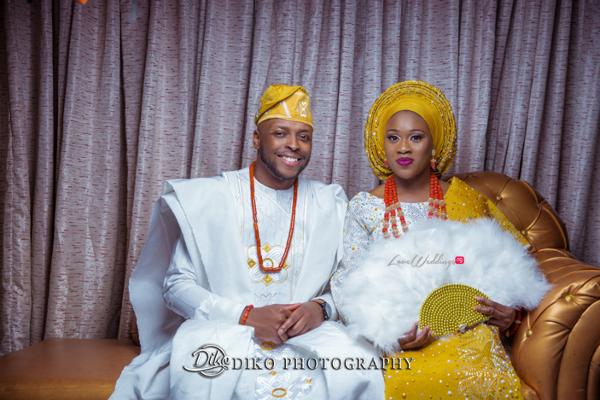 Dara & Jide's Traditional Wedding   Diko Photography