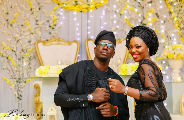 Ope & Tunji's Nigerian Traditional Wedding | B.Lawz Studios