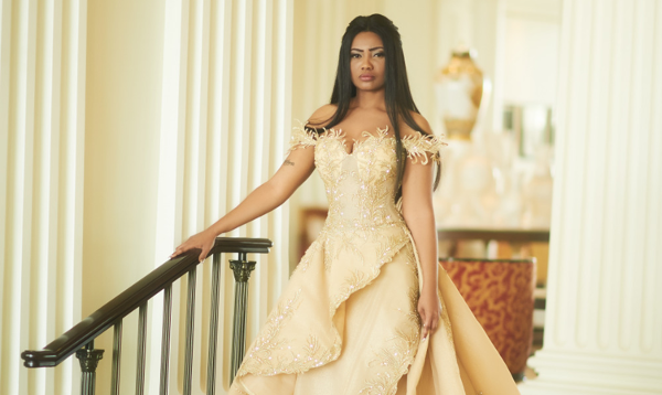 Abuja based publisher, Mariam Mohammed stuns in Walid Atallah
