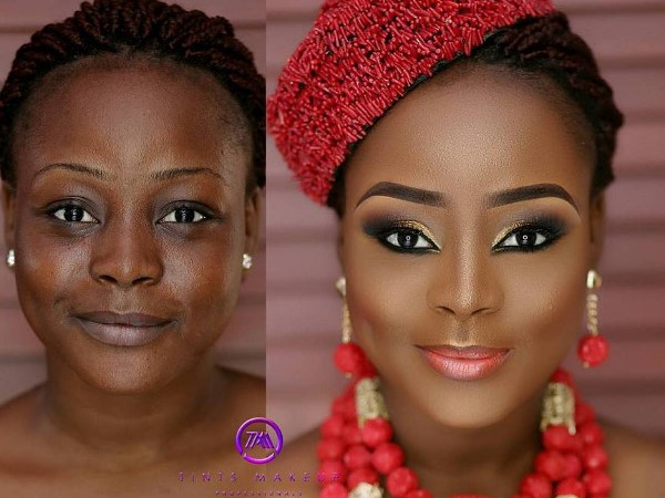 Before Meets After | Stunning Makeovers by Tints Makeup Professionals