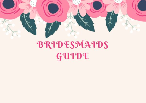 The Bridesmaid's Guide by Kokie's World of Gifts