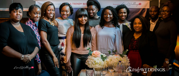 An Intimate Meet & Greet with Bisola Borha of TrendyBE Events in London | #LWNGEvents