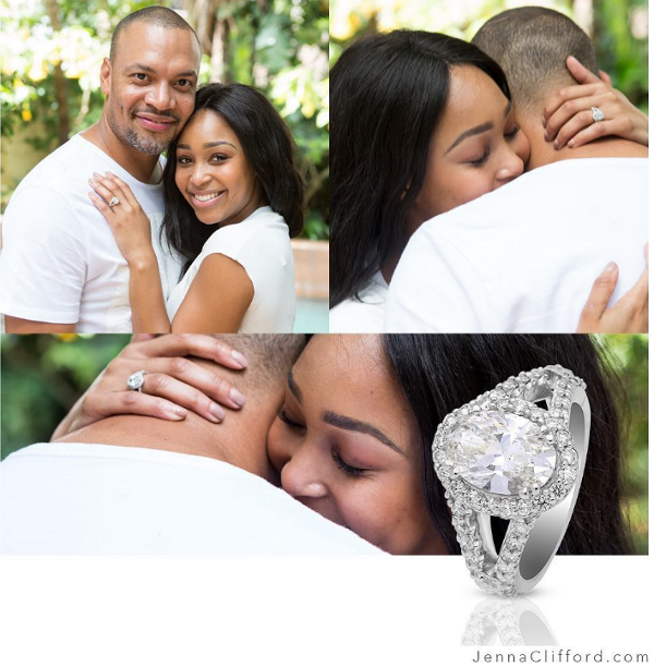Married minenhle dlamini Quinton Jones