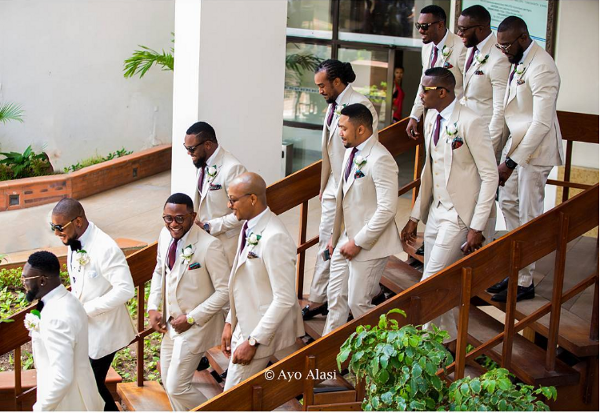 All About #TheCasuals and #TheManeEvent | Last Week's Wedding News #3