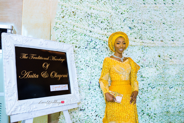 The Inspiration behind Ms Makor's Gold & Diamond Traditional Bridal Looks | Lavish Bridal
