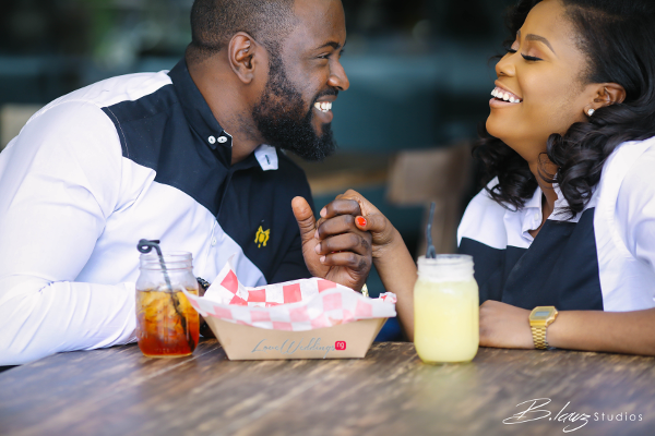 Her 'No's' turned to 'Yes, I Do' – Read Shade & Luto's Love Story | B.Lawz Photography