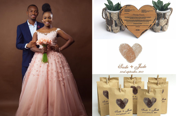 What We Loved About Sade & Jude's Rustic Nigerian Wedding