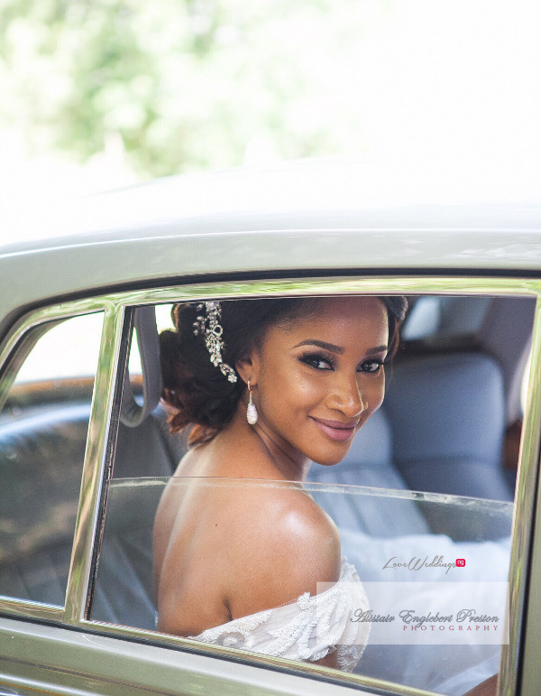 Meet the Wellington's | Official Photos from Banky Wellington & Adesua Etomi's White Wedding in Cape Town are #BAAD17