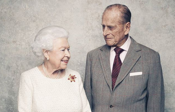 #LWNGAnniversary: Queen Elizabeth II and Prince Philip celebrate their 70th Wedding Anniversary!!!
