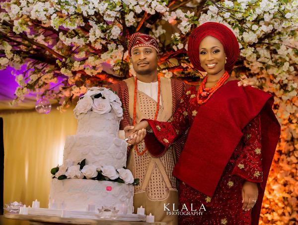 Lola and Wole's Traditional Wedding | Klala Photography