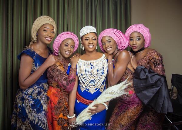 Uche & Emeka's Traditional Wedding | Diko Photography