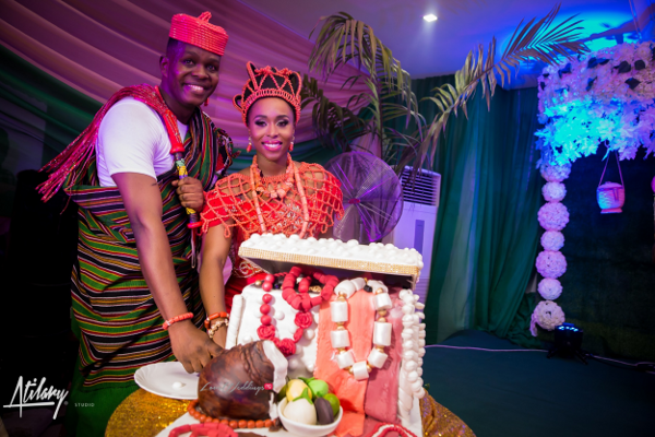 Steph and Tito's Nigerian Traditional Wedding | Atilary Studio