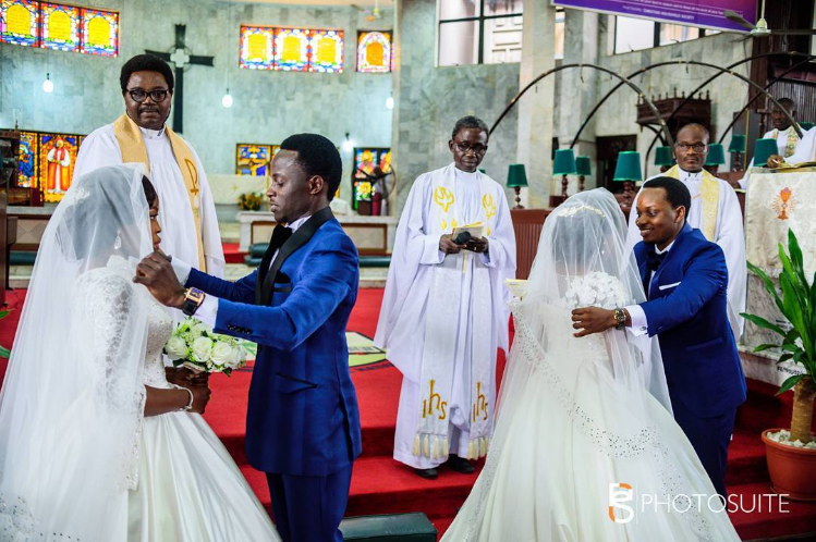 #DWedding17, Twins & Three Sisters Get Married On the same day | Last Week's Wedding News #5