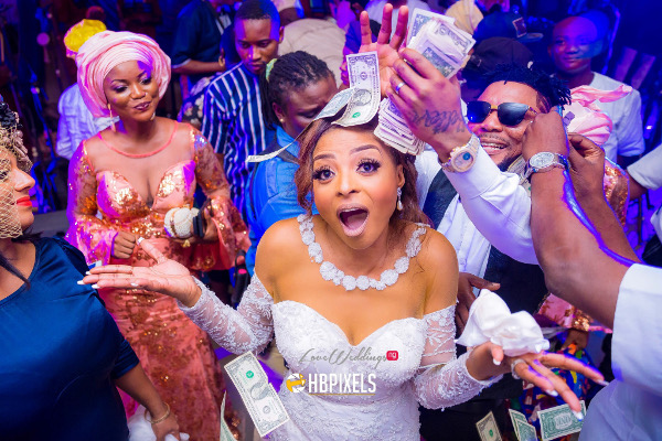 First Photos from Nigerian Singer, Oritsefemi & Nabila's Wedding | #ON2017