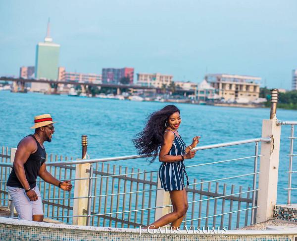 Nollywood actor, Daniel K Daniel set to wed beauty blogger, Tina | #TeedKd17