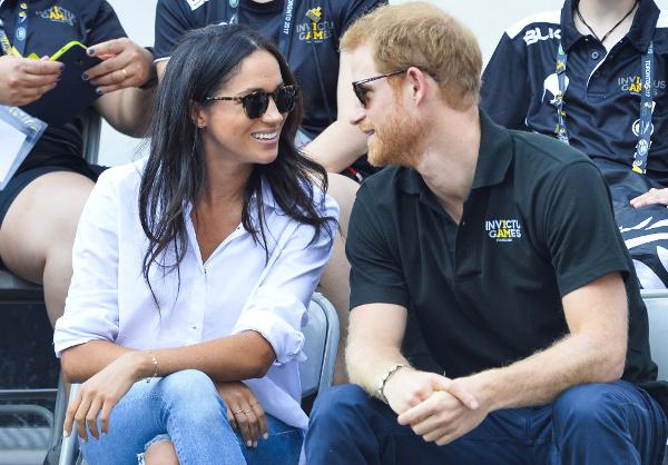 Prince Harry & Meghan Markle's wedding date announced