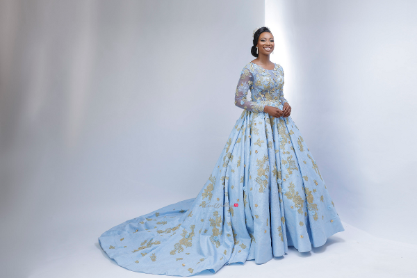 "Weddings By Mai Atafo Releases 2018 Bridal Couture Collection ""The Heart Collection"" 