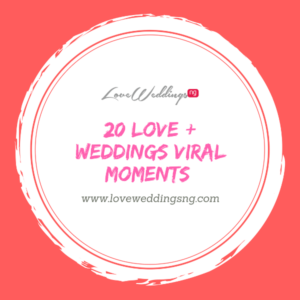 20 Wedding or Love Related Viral Moments of 2017 (Part 1) | The Wellingtons, Future Husband, Mums on the Dance Floor & More