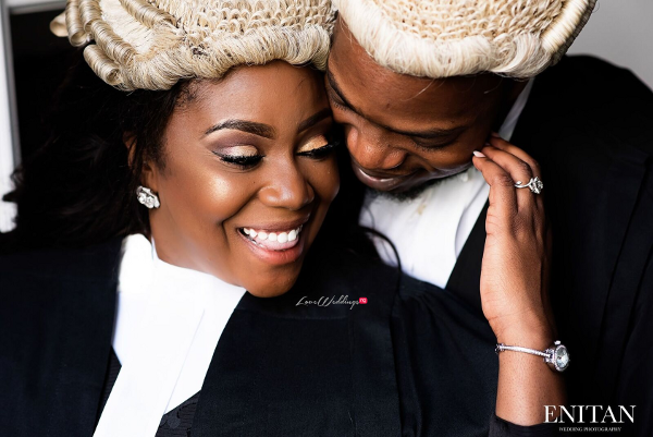Uwa and Ade are Barristers in Love… #ForeverandAde | Enitan Photography