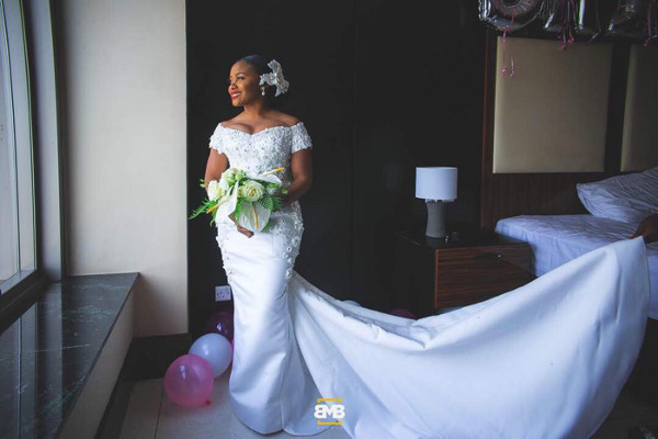 Nigeria's premier bridal stylist, The Wardrobe Manager partners exclusively with Galia Fahd for brides in Africa