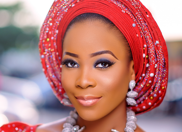 Popping Traditional Bridal Inspiration | Makeupticians World
