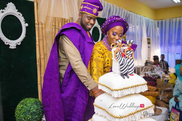 Yoruba meets Tiv …Tolu and Kingsley's Traditional Wedding | Diko Photography