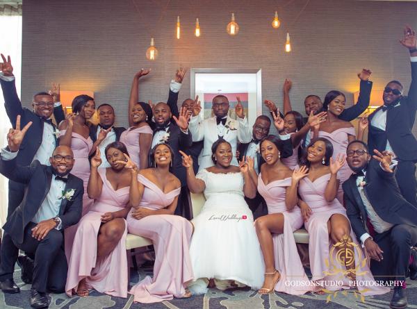 Meet #TheKehindes2017, Kayode & Omojadesola