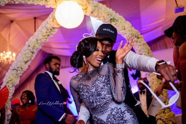 Laju & Kayode's Itsekiri – Yoruba Union   #LWNGLoveStories