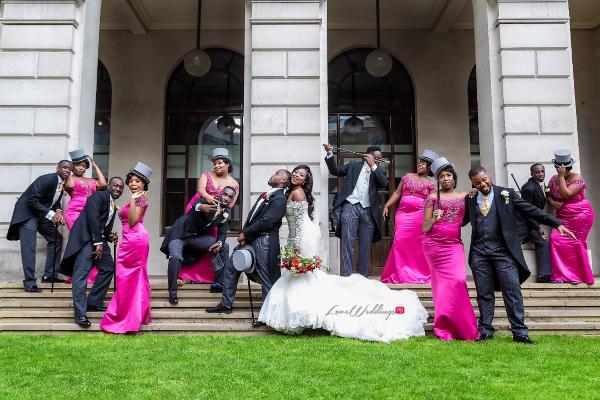 Oliver Bernadines 50s Hollywood Vintage Glamour Themed Wedding