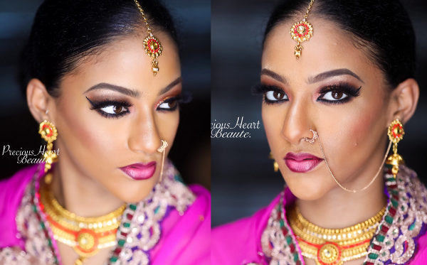 Sophie Alakija is an Arabian Princess | B.Lawz Studios