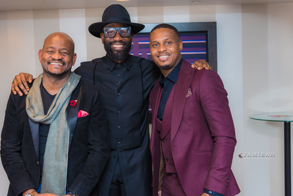 When Africa's Leading Fashion Entrepreneur, Mai Atafo came to London | #MeetMaiLondon