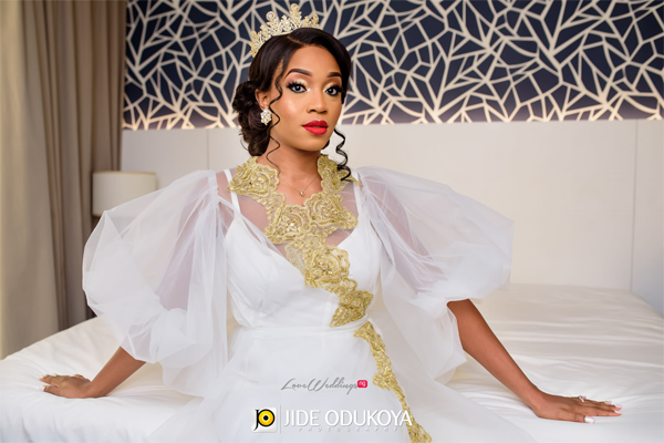 20 Grand bridal robes we spotted at Nigerian Weddings in 2018