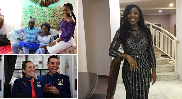 Nigerian Singer, Simi's mum gets married, Ed Sheeran Is Engaged & More | Last Week's Wedding News #14