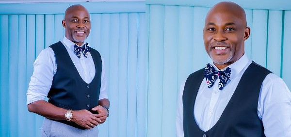 From The Gram With Style | Richard Mofe-Damijo