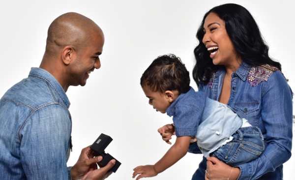 Melanie Fiona & Jared Cotter are engaged!
