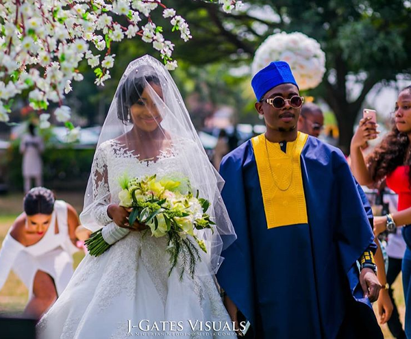 What we loved about Ada & Eze's Great Gatsby Themed Nigerian Wedding | IPC Events