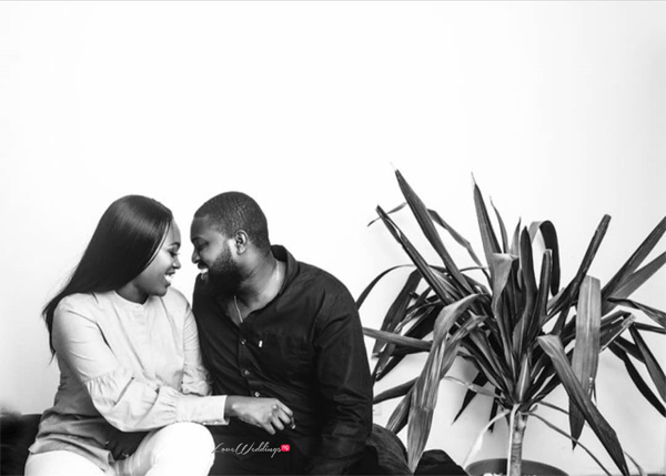 Feyi & Nifemi are set to say 'I Do' because #NifLovesFey | 2706 Events